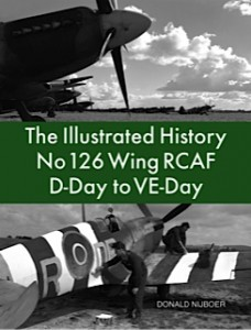No 126 Wing RCAF Cover